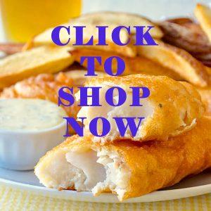 DIY at Home Fish and Chip's